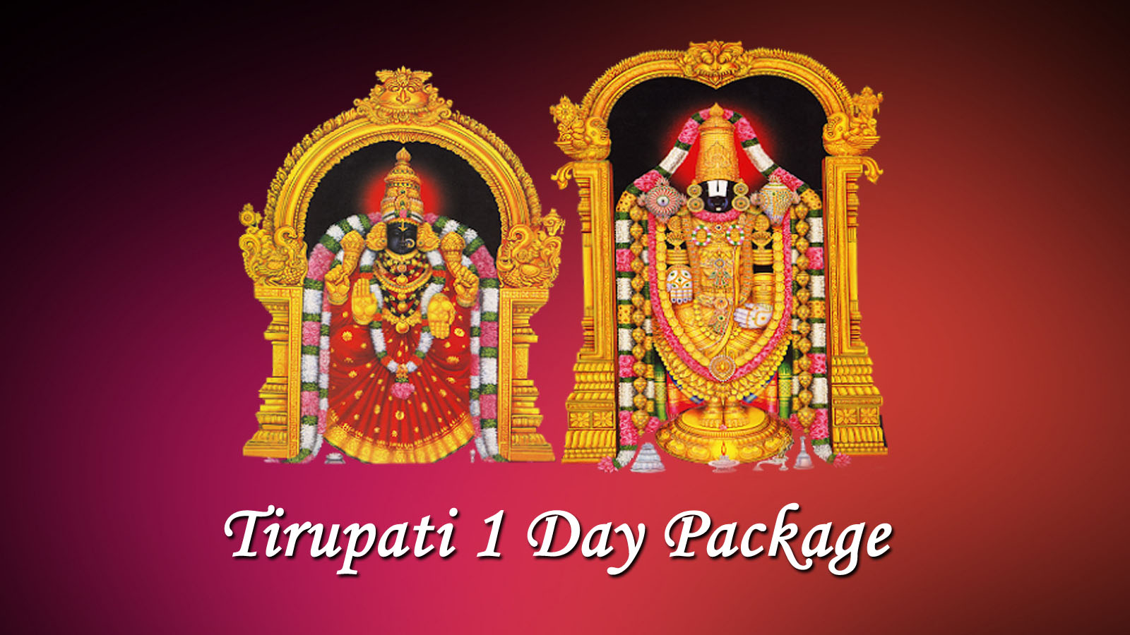 chennai to tirupati one day tour package